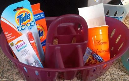 Picture of Laundry Gift Basket